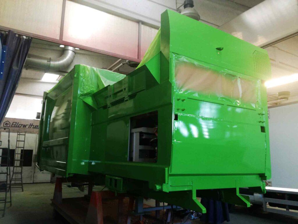 Carrozzeria Vittona Mappano - camion